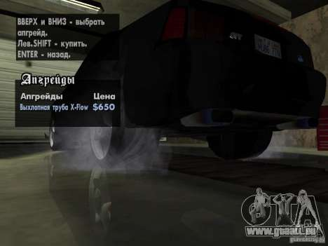 Ford Mustang Cobra R Tuneable pour GTA San Andreas salon