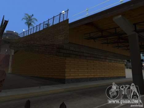 Neue Strand Textur v2. 0 für GTA San Andreas neunten Screenshot