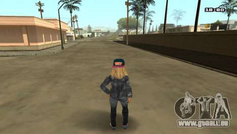 Skin Pack The Rifa für GTA San Andreas neunten Screenshot