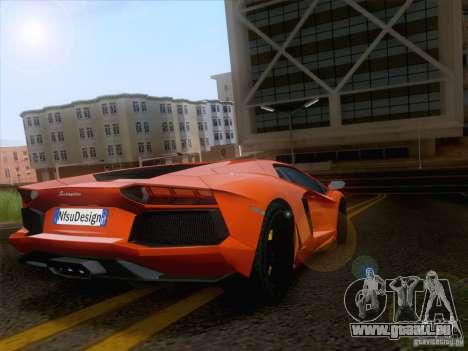 Realistic Graphics HD 5.0 Final pour GTA San Andreas troisième écran