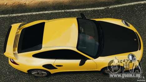 Porsche 911 GT2 RS 2012 v1.0 pour GTA 4 est un droit