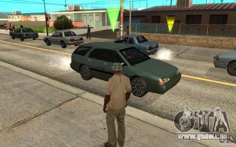 Schutz für Cj für GTA San Andreas zweiten Screenshot
