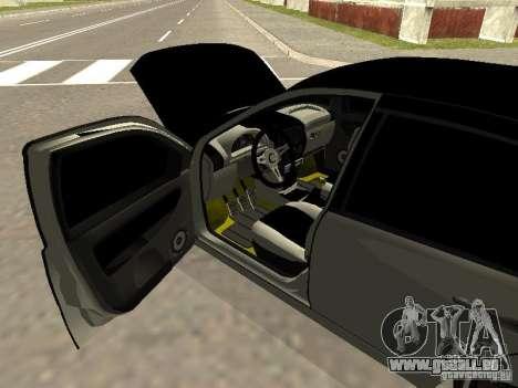 Lada Kalina pour GTA San Andreas vue de droite