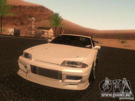Nissan Skyline GTS R32 JDM pour GTA San Andreas