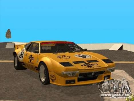 1972 DeTomaso Pantera pour GTA San Andreas