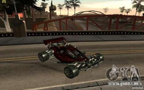 XCALIBUR CD 4.0 XS-XL RACE Edition pour GTA San Andreas