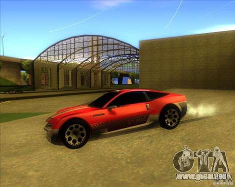 Exage pour GTA San Andreas vue de droite