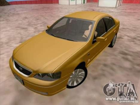 Ford Falcon Fairmont Ghia pour GTA San Andreas