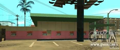 Nouvelle boutique WWE pour GTA San Andreas troisième écran