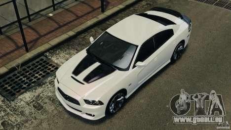 Dodge Charger SRT8 2012 v2.0 pour GTA 4