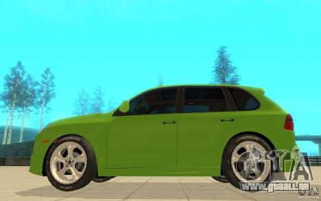 Wild Upgraded Your Cars (v1.0.0) für GTA San Andreas achten Screenshot