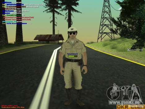 HQ texture for MP pour GTA San Andreas