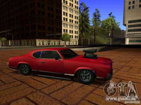 Charger Sabre pour GTA San Andreas