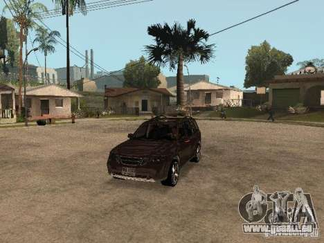 Saab 9-7x pour GTA San Andreas