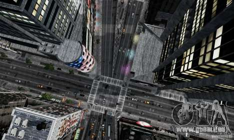 ENB Rage of Reality v 4.0 pour GTA 4 secondes d'écran