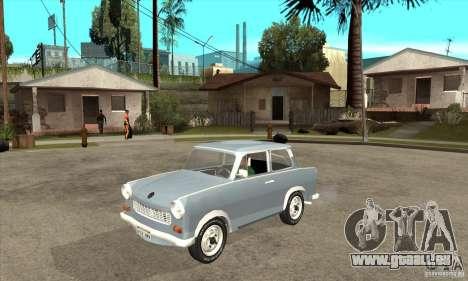 Trabant 601 Custom für GTA San Andreas