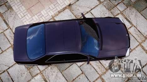 Mercedes-Benz 600SEC C140 1992 v1.0 pour GTA 4 est un droit