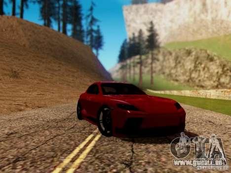 Mazda RX8 Reventon für GTA San Andreas