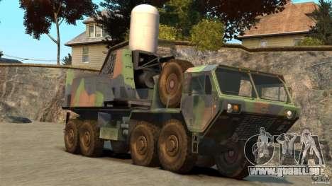 HEMTT Phalanx pour GTA 4