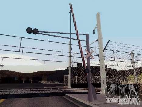 BAHNÜBERGANG RUS V 2.0 für GTA San Andreas