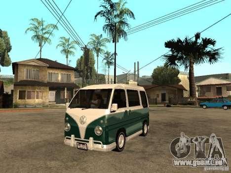 VW T1 Samba pour GTA San Andreas