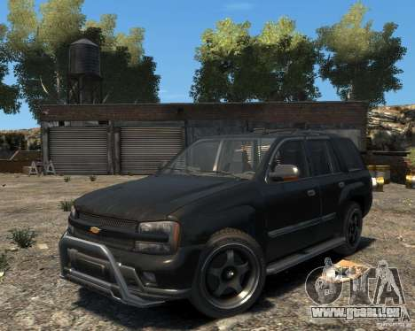 Chevrolet TrailBlazer v.1 für GTA 4