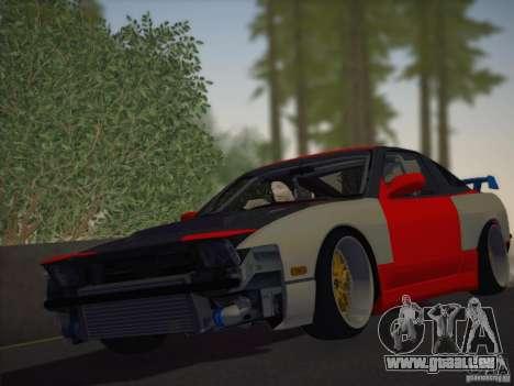 Nissan RPS13 Drift Korch pour GTA San Andreas laissé vue