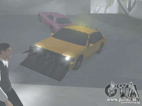 Zombie Taxi pour GTA San Andreas