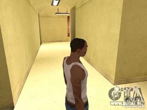 L'entrée à l'hôpital de Los Santos pour GTA San Andreas cinquième écran