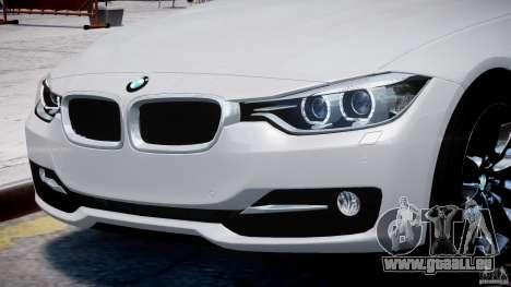 BMW 335i E30 2012 Sport Line v1.0 für GTA 4-Motor