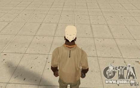 Bandana dreamcast für GTA San Andreas dritten Screenshot