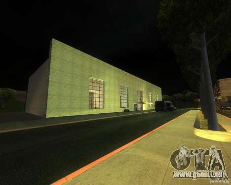 Une gare animée à San Fierro pour GTA San Andreas