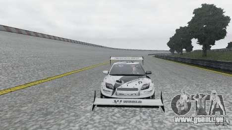 Toyota Team NFS AWD Scion tC für GTA 4 rechte Ansicht