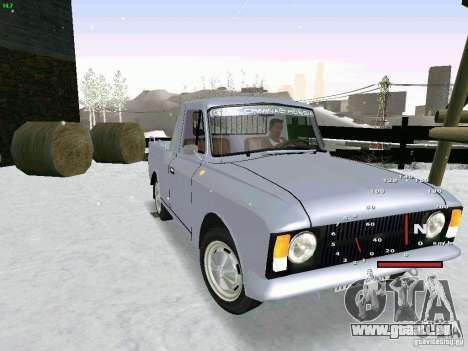 IZH-27151 für GTA San Andreas