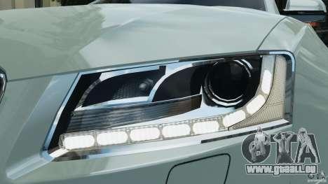 Audi S5 v1.0 pour GTA 4 roues