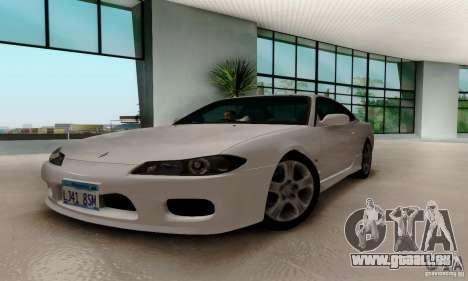Nissan Silvia S15 Tunable für GTA San Andreas