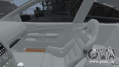 Ford Focus ST pour GTA 4 Vue arrière