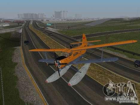 An-2V für GTA San Andreas linke Ansicht