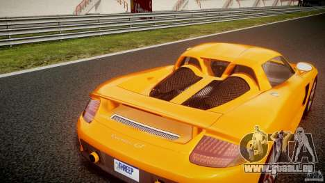 Porsche Carrera GT [EPM] pour GTA 4 est un côté