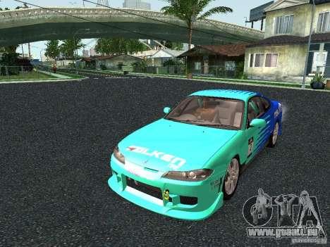 Nissan Silvia S15 Tunable pour GTA San Andreas salon
