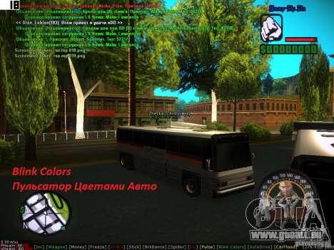 Sobeit for CM v0.6 für GTA San Andreas her Screenshot