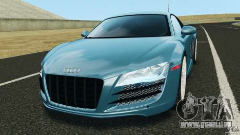 Audi R8 5.2 Stock Final pour GTA 4
