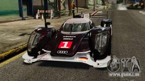 Audi R18 TDI v2.0 für GTA 4