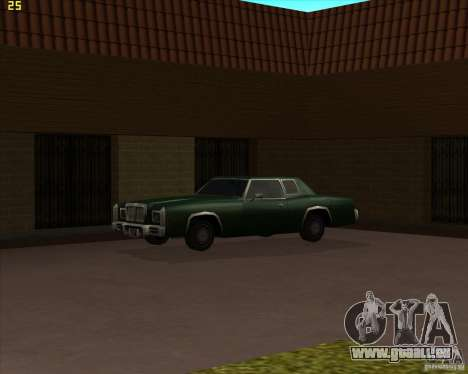 Car in Grove Street pour GTA San Andreas dixième écran