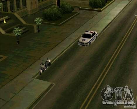 Priparkovanyj Transport v1. 0 für GTA San Andreas