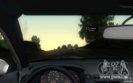 Nissan 300ZX für GTA San Andreas Seitenansicht