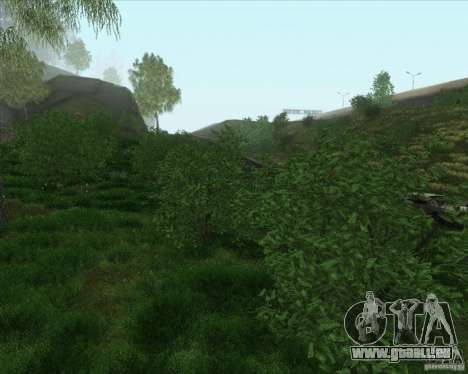 Project Oblivion 2010 HQ SA:MP Edition für GTA San Andreas siebten Screenshot