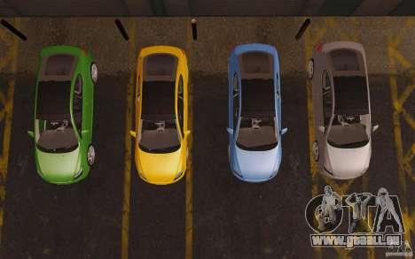 Scion tC pour GTA San Andreas vue de côté