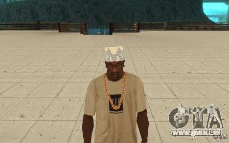 Bandana dreamcast für GTA San Andreas