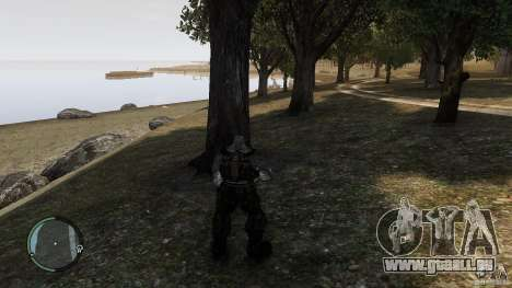 Gears Of War Grunt v1.0 pour GTA 4 secondes d'écran